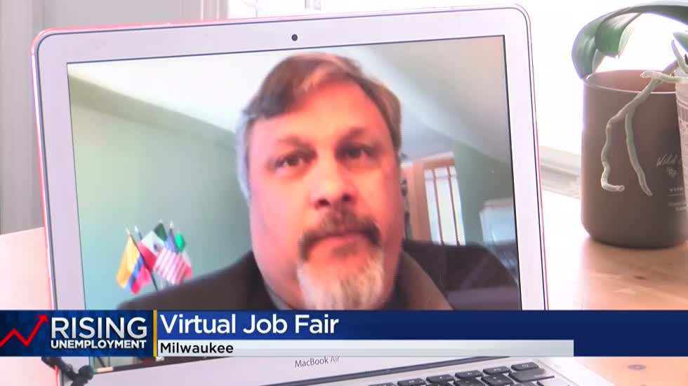 Thousands attend virtual job fair offering employment opportunities and resources