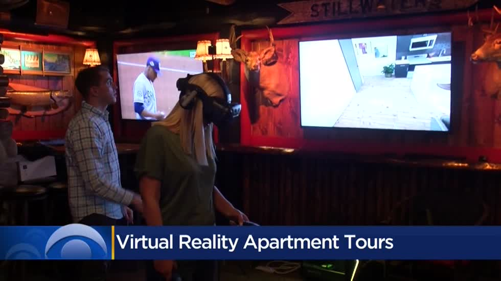 Maxwell Lofts offer virtual reality tours for interested renters