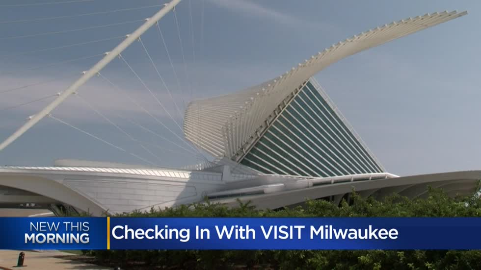 VISIT Milwaukee discusses upcoming events, things for people to do