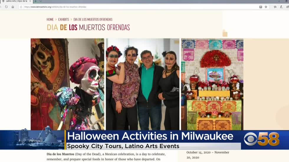 Visit MKE offers ideas for socially distanced Halloween events
