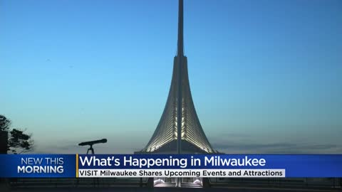 Visit Milwaukee shares ideas of things to do outside during summer