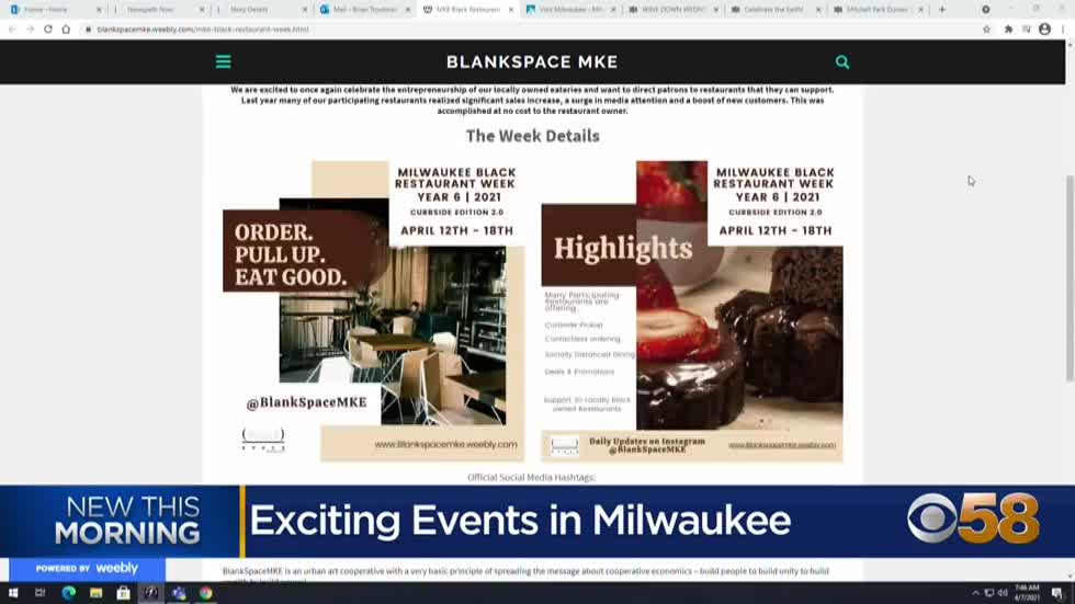 VISIT Milwaukee shares upcoming events throughout the area