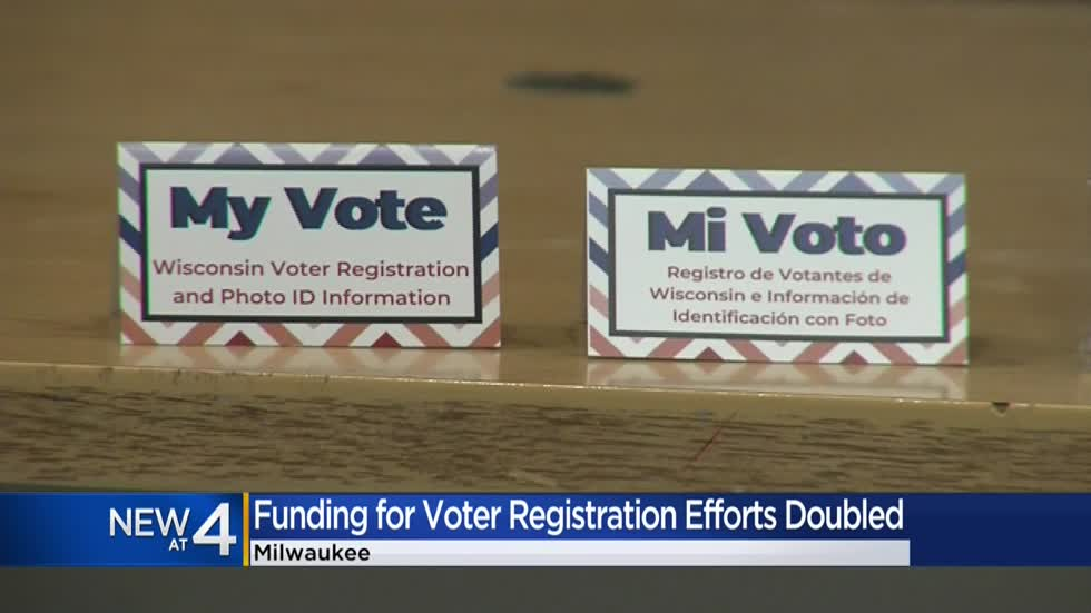 Milwaukee Co. leaders vote to increase funding for voter registration resources