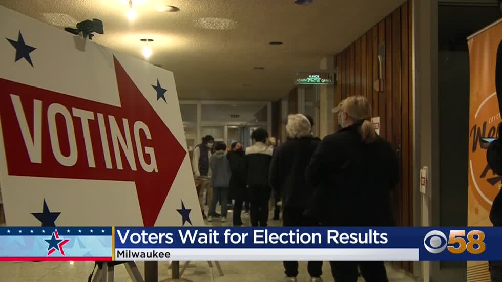 Local voters react to presidential race uncertainty