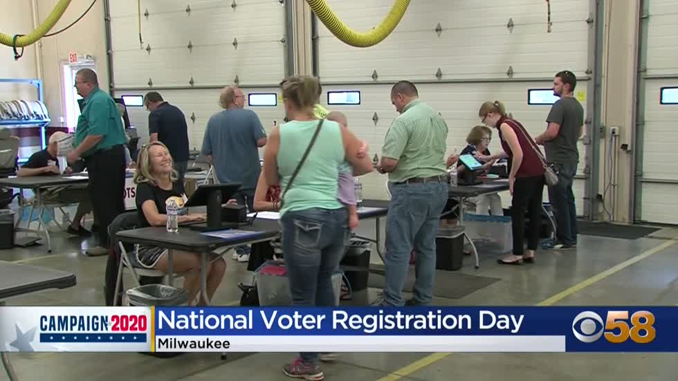 National Voter Registration Day: What you need to know in Wisconsin
