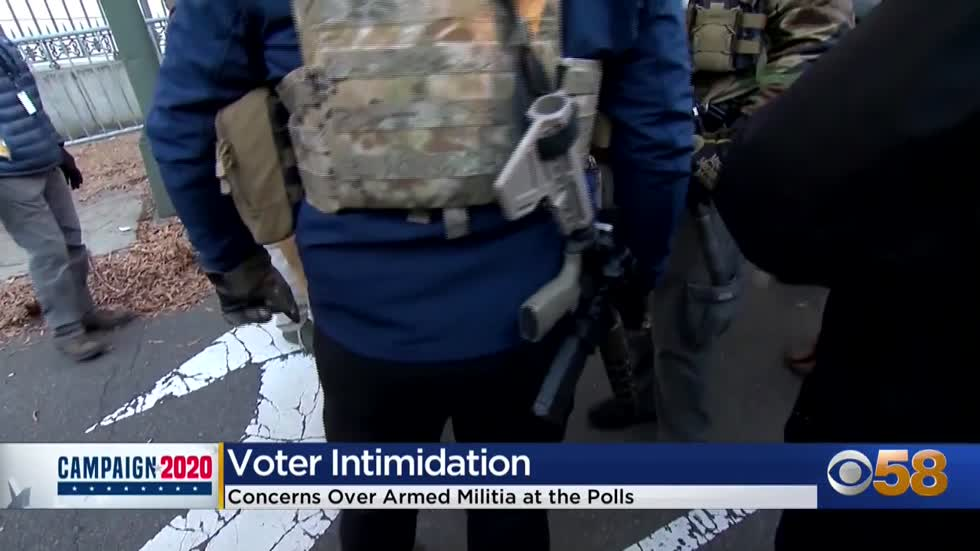 Wisconsin AG 'preparing for' possibility of militia groups intimidating voters at polls