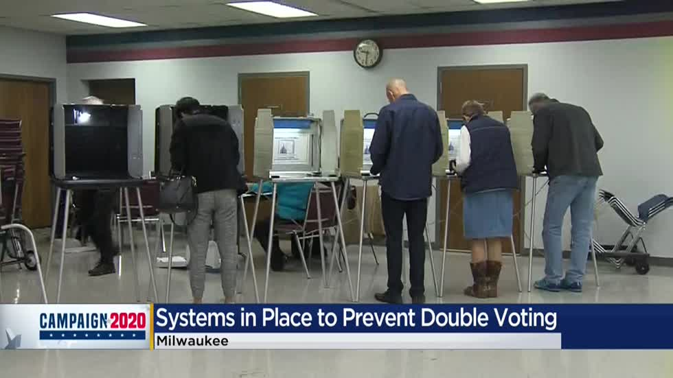 Election officials urge voters not to vote twice
