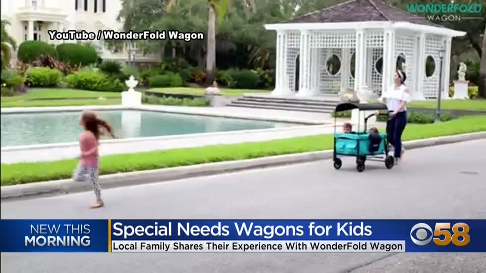 Company offering discounted wagons to those with special needs