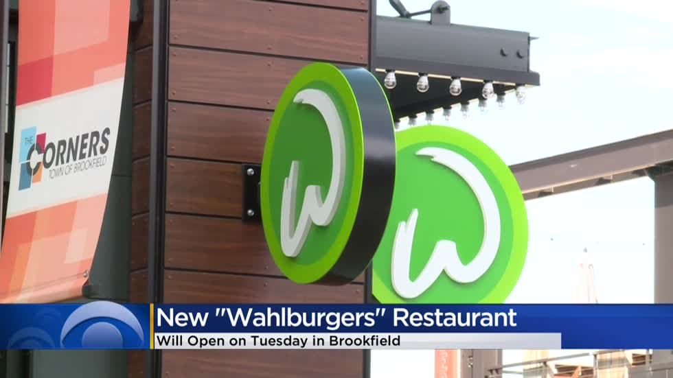 Wahlburgers restaurant opens at The Corners of Brookfield