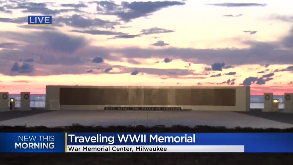 War Memorial Center pays special tribute to the 75th anniversary of the end of WWII