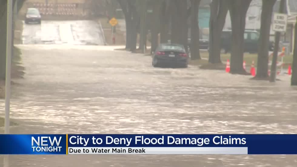 Milwaukee alderman says residents who filed claims for Hawley Road flooding will be denied