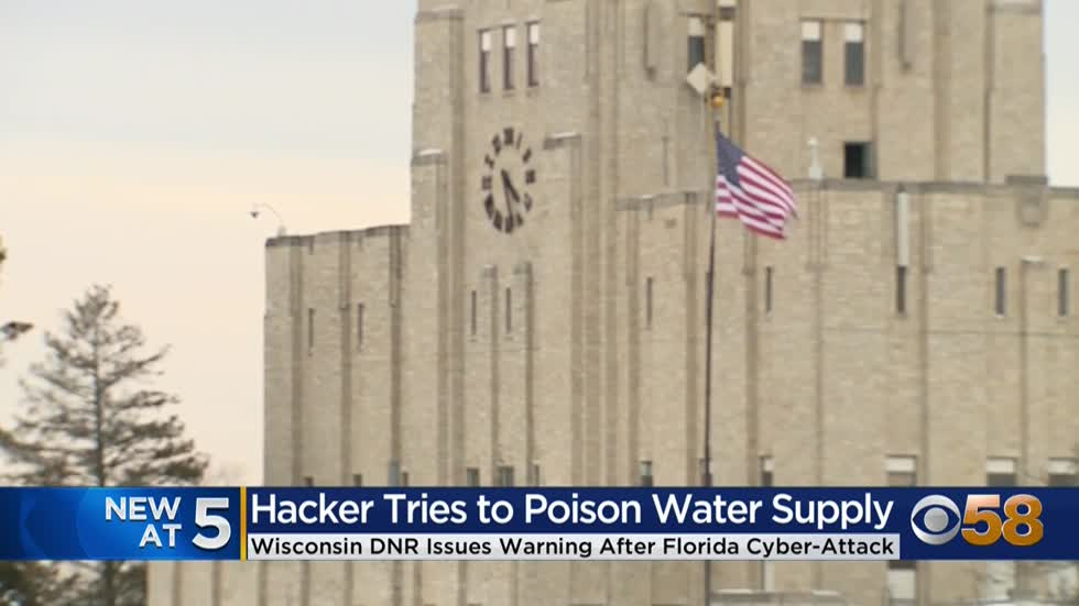 Wisconsin DNR discusses water systems security following hack in Florida