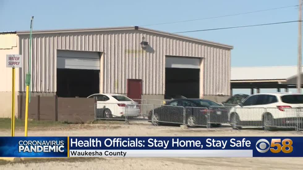 'A critical time': Waukesha Co. leaders urging people to help stop the spread of COVID-19 as holidays approach