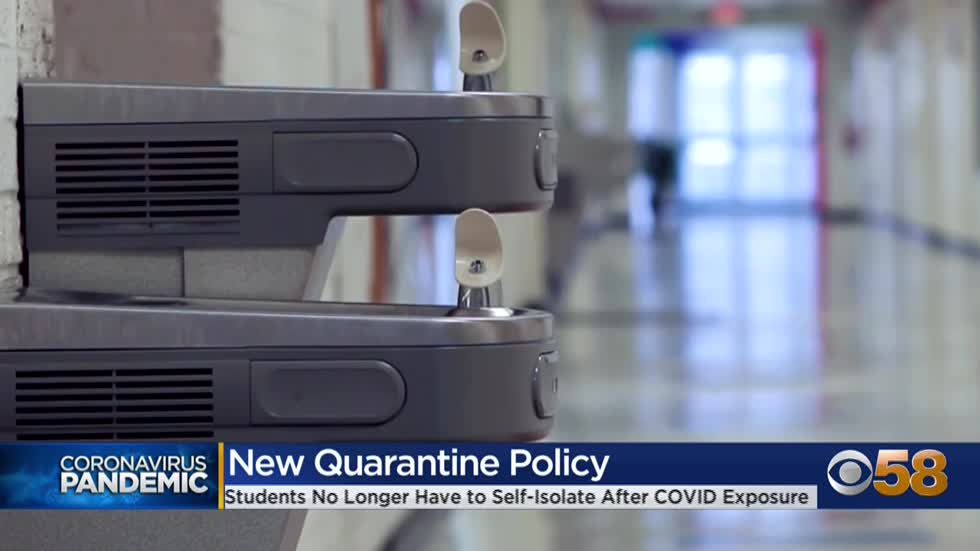 School districts across Waukesha County relax student quarantine...