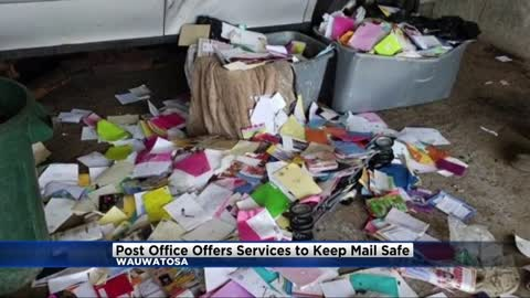 Three Wauwatosa USPS workers charged for stealing greeting cards and personal checks