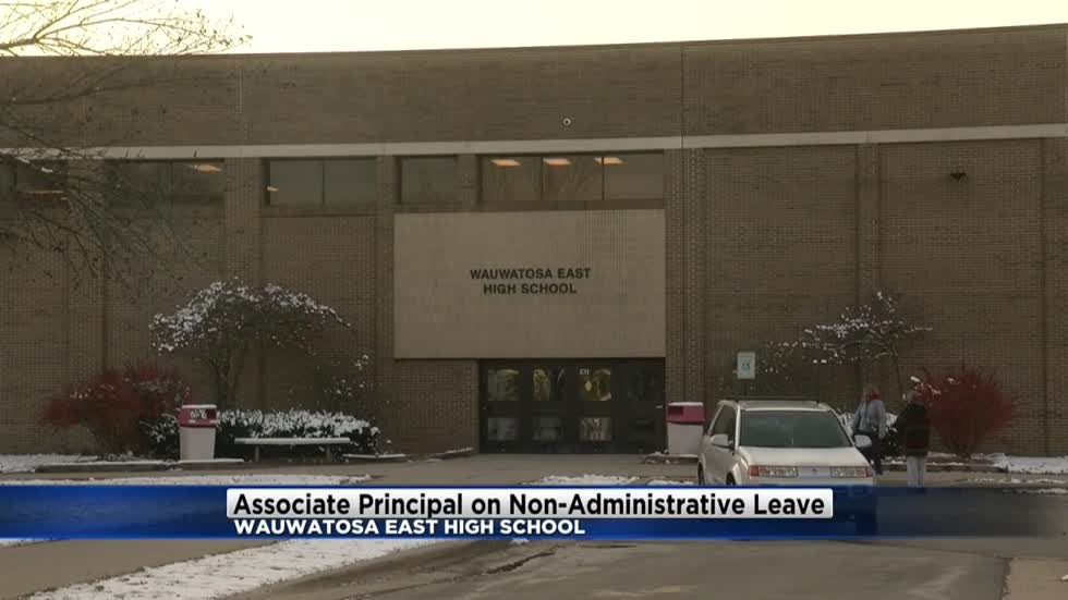 Wauwatosa East Associate Principal Placed On Leave While Investigation Launched