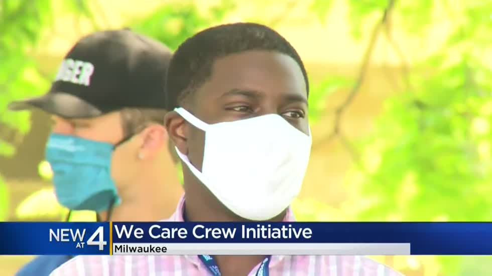 Milwaukee County launches 'We Care Crew,' a community resource initiative to support communities of color