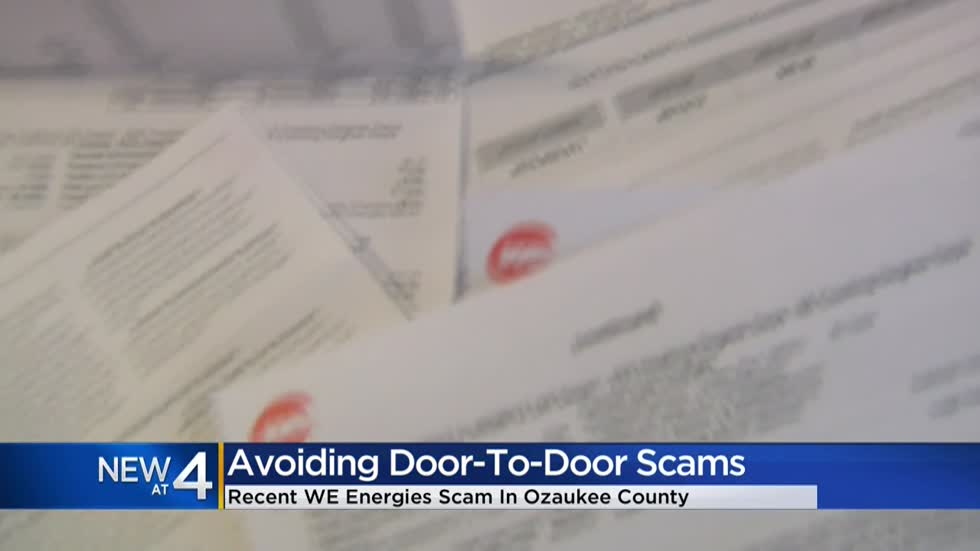 Grafton police: Homeowner robbed by scammer claiming to be from We Energies
