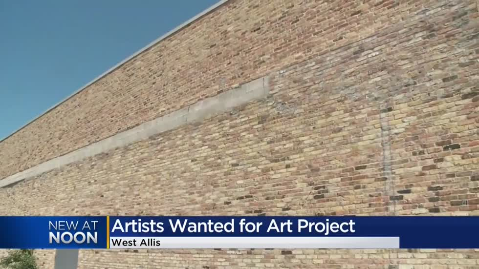 West Allis searching for artists to paint murals in community