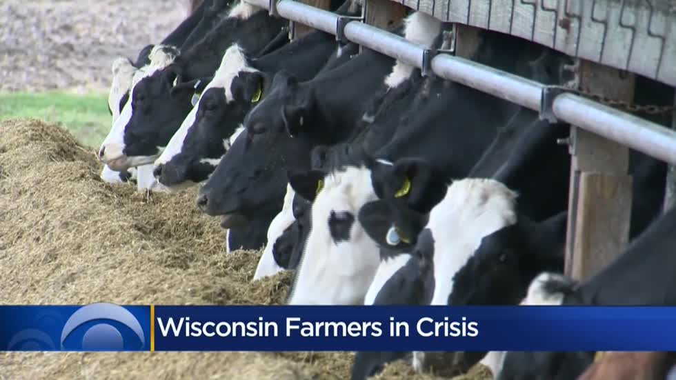 Wisconsin farmers in crisis; mental health funding delayed