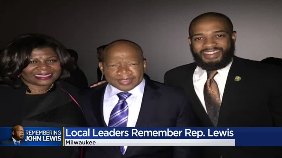 Wisconsin leaders reflect on life and legacy of Rep. John Lewis