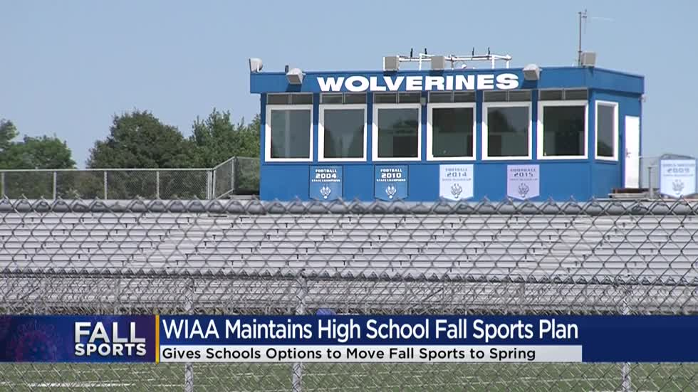'Pandemic year means pandemic rules': WIAA approves overhaul of high school sports rules, schedules