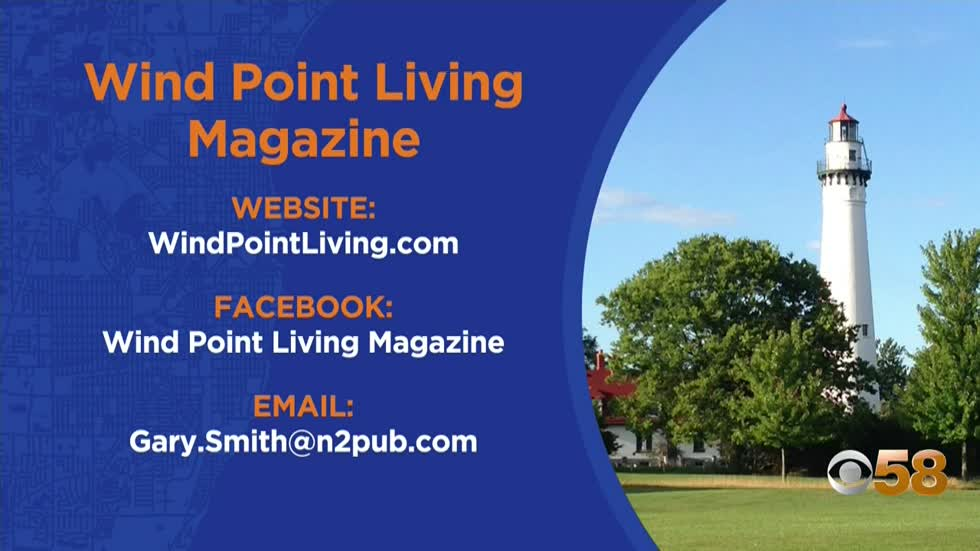 Wind Point Living magazine
