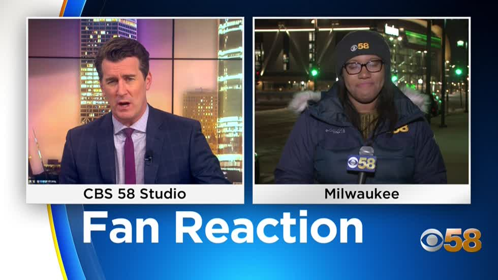 'They did the best they could': Milwaukee fans react to Packers...