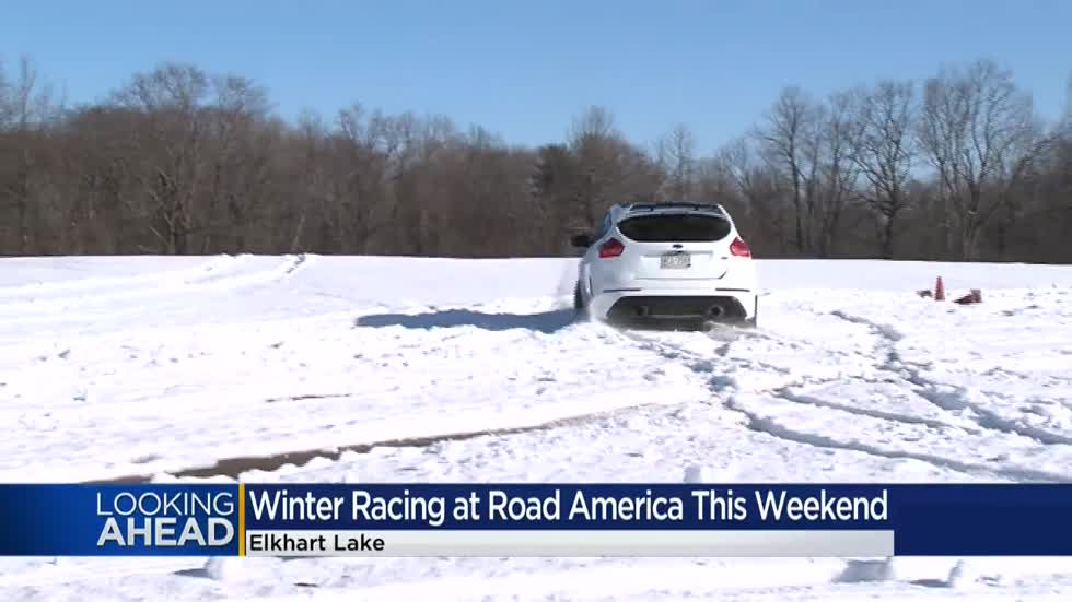 Winter racing runs its last course this weekend at Road America in Elkhart Lake