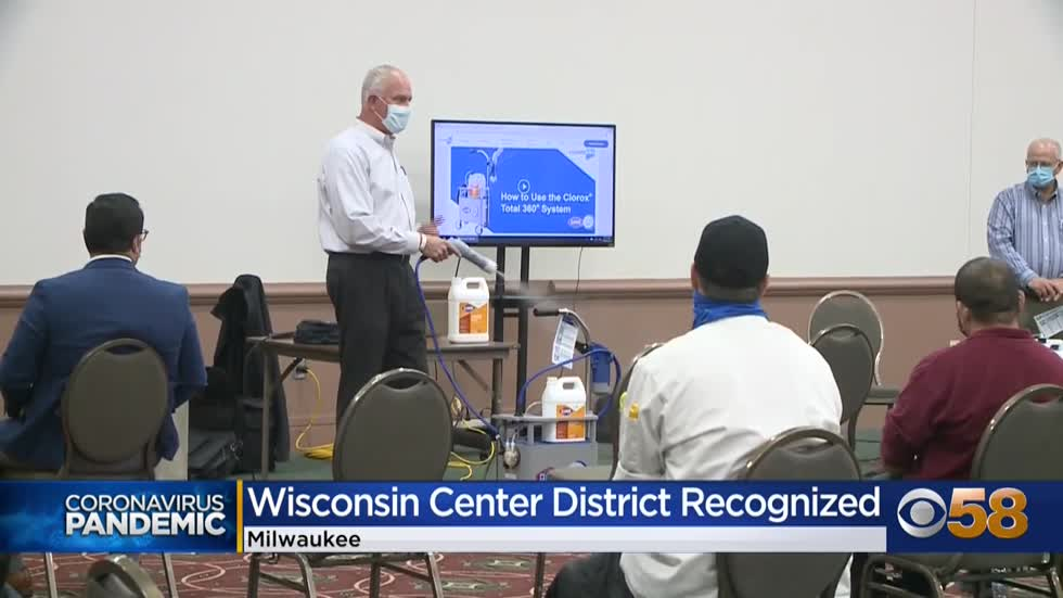 Wisconsin Center District receives new accreditation for disease...