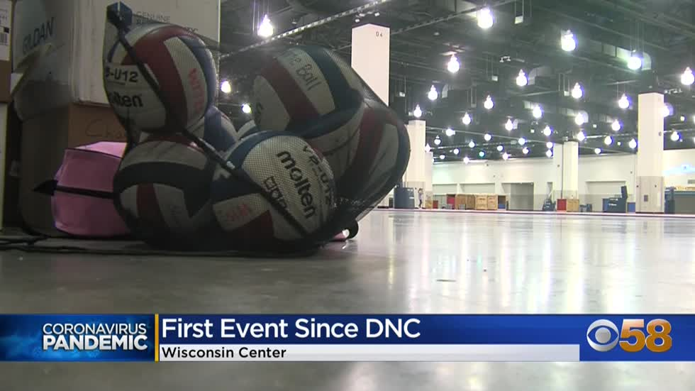 Milwaukee to welcome thousands for volleyball tournament at Wisconsin...
