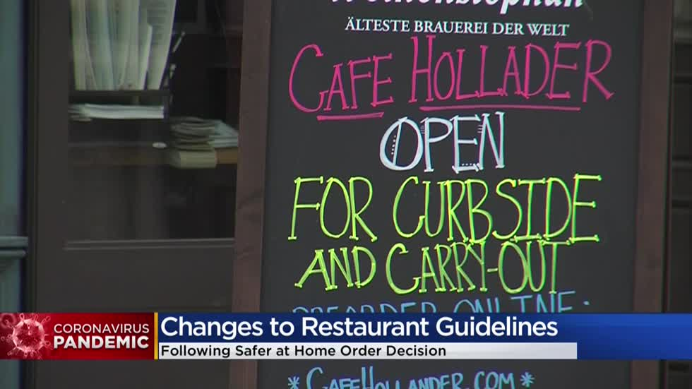 Wisconsin Restaurant Association discusses reopening businesses, changes across the state