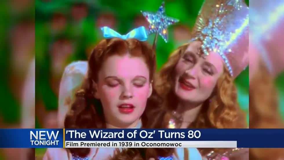 Thousands celebrate 80th anniversary of Wizard of Oz premiere in Oconomowoc