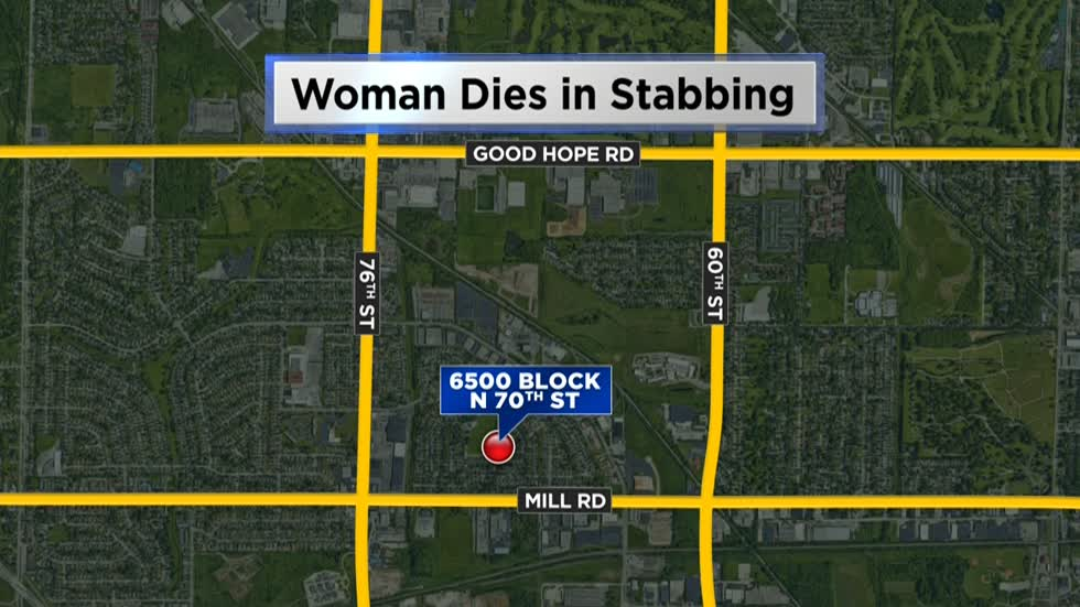 UPDATE: Suspicious death of woman near 70th and Clovernook now investigated as stabbing homicide