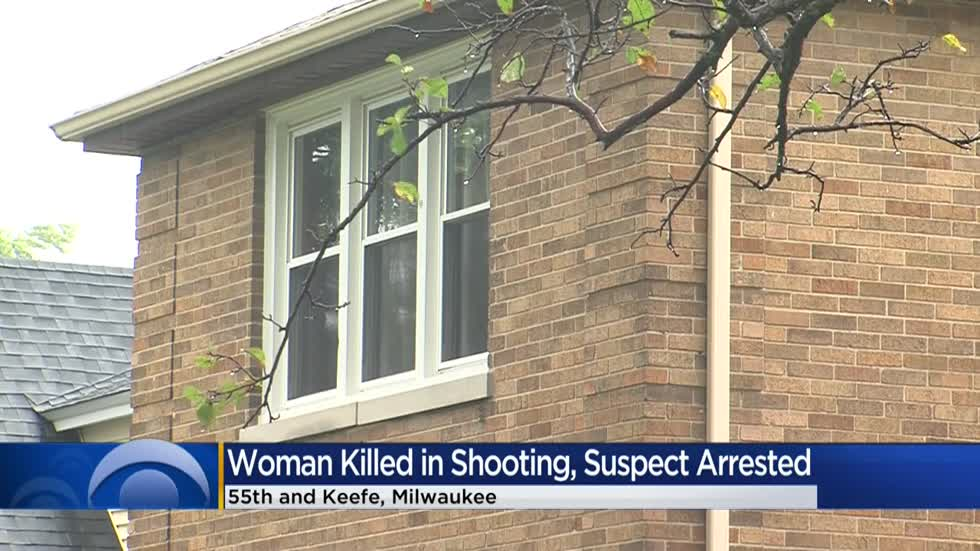 Police: 29-year-old woman fatally shot near 55th and Keefe, suspect in custody