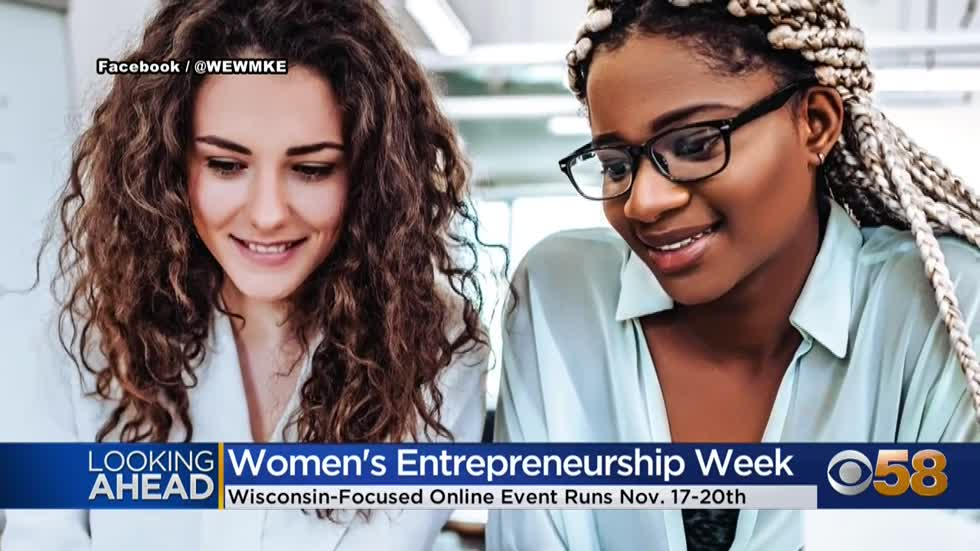 Women's Entrepreneurship Week kicks off in Milwaukee