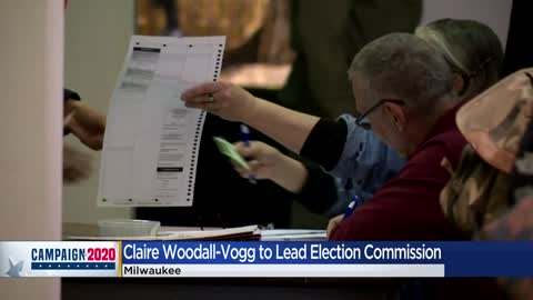 Milwaukee Common Council confirms Woodall-Vogg as Election Commission...