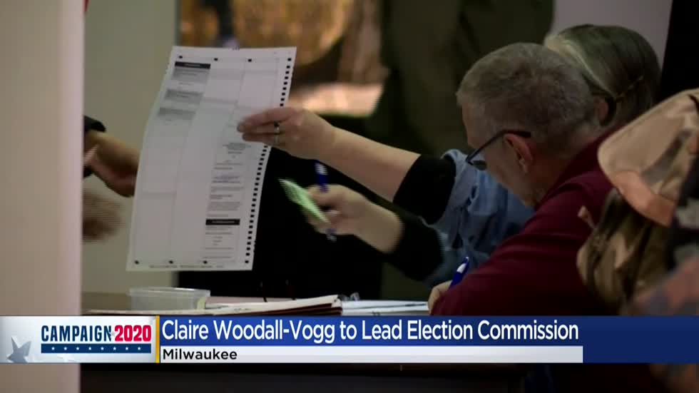 Milwaukee Common Council confirms Woodall-Vogg as Election Commission director