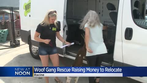 'Desperately need a new building:' Woof Gang Rescue in Racine...