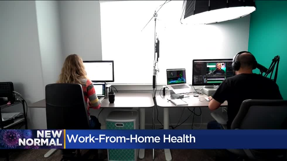 UW Health offers work from home safety tips