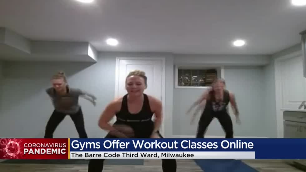 Local gyms offering online, at home workouts during COVID-19 outbreak