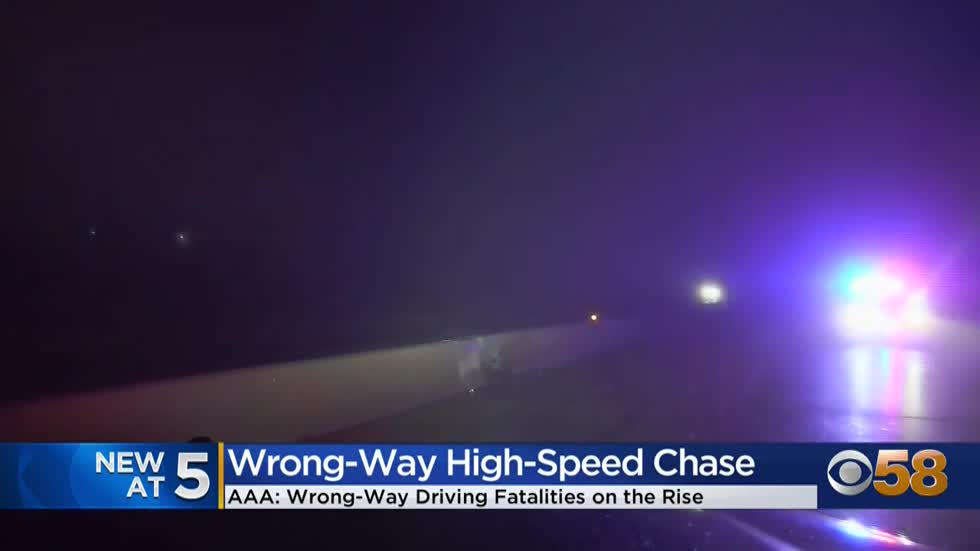 Wrong-way I-94 police chase through Brookfield highlights growing...