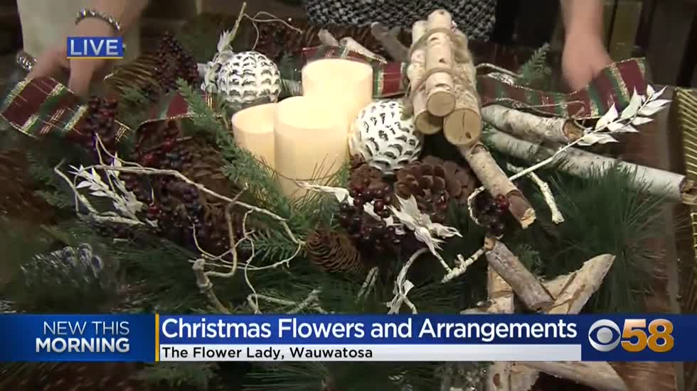 Wauwatosa's 'The Flower Lady' provides plenty of budding ideas for some last-minute holiday gifts