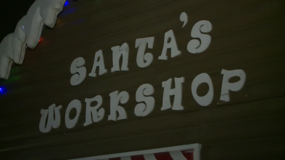 Santa's Workshop in Cedarburg draws holiday visitors from around the world