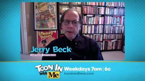 Best of Bugs Web Extra: Cartoon historian Jerry Beck discusses...