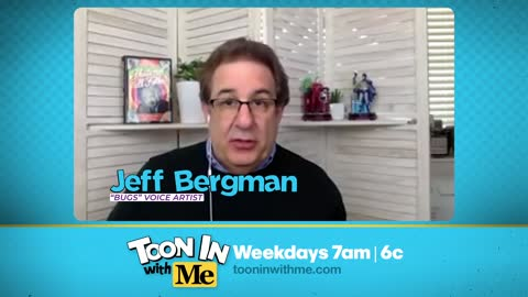 Best of Bugs Web Extra: Looney Tunes voice actor Jeff Bergman on filling the shoes of Mel Blanc
