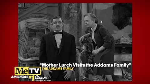 Mama Lurch visits the Addams Family!