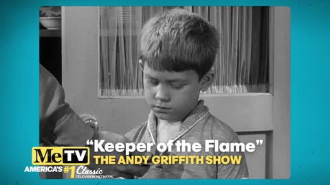 This touching moment on The Andy Griffith Show shows the amazing talent of child actor Ronny Howard