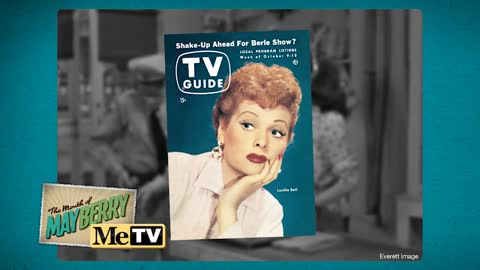 Did you know that the same TV Guide issue with Lucille Ball kept popping up on The Andy Griffith Show?