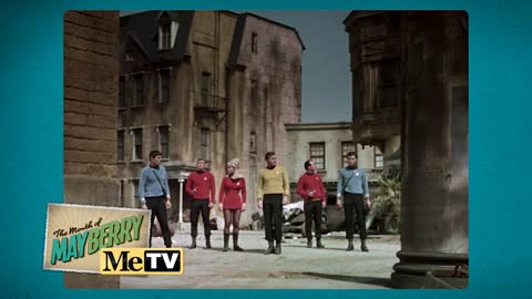Did you know that Kirk, Spock and the Enterprise crew visited...